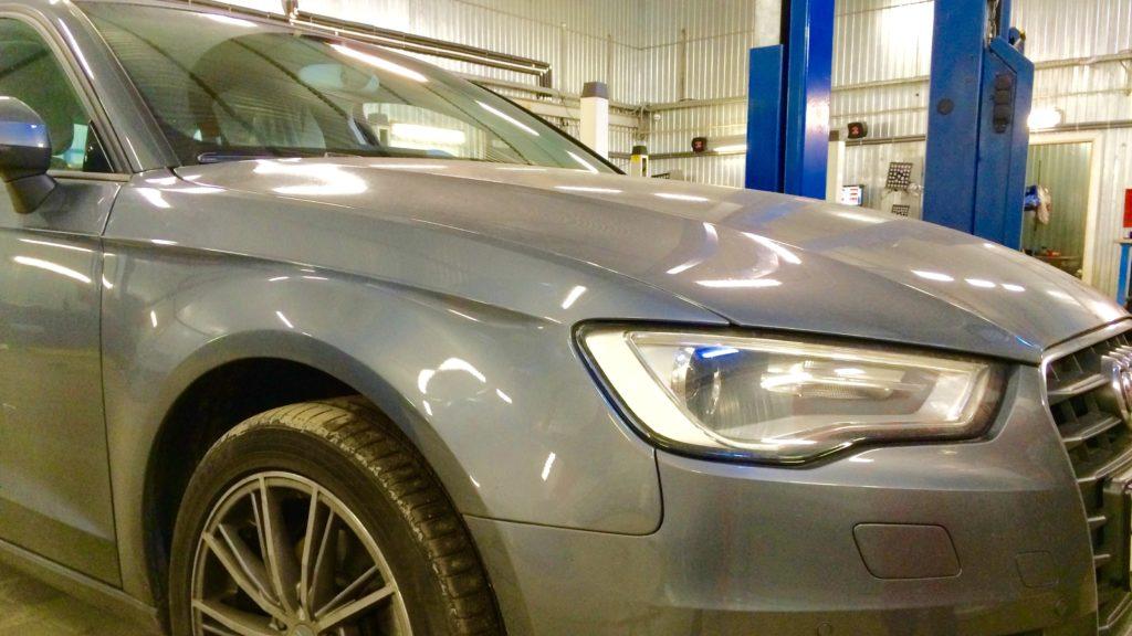 ТО 30000 Audi