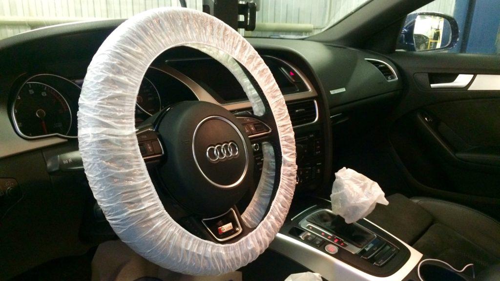 Замена ступичного подшипника Audi A5