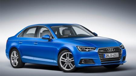 Официально представлен новый Audi A4