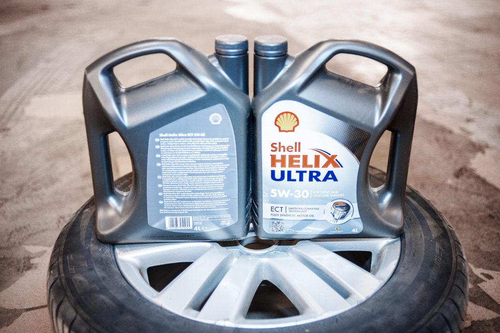 Моторное масло, регламентированное заводом-производителем Audi S5
