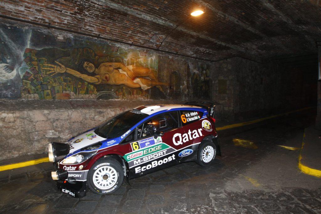 Старый добрый Ford Fiesta