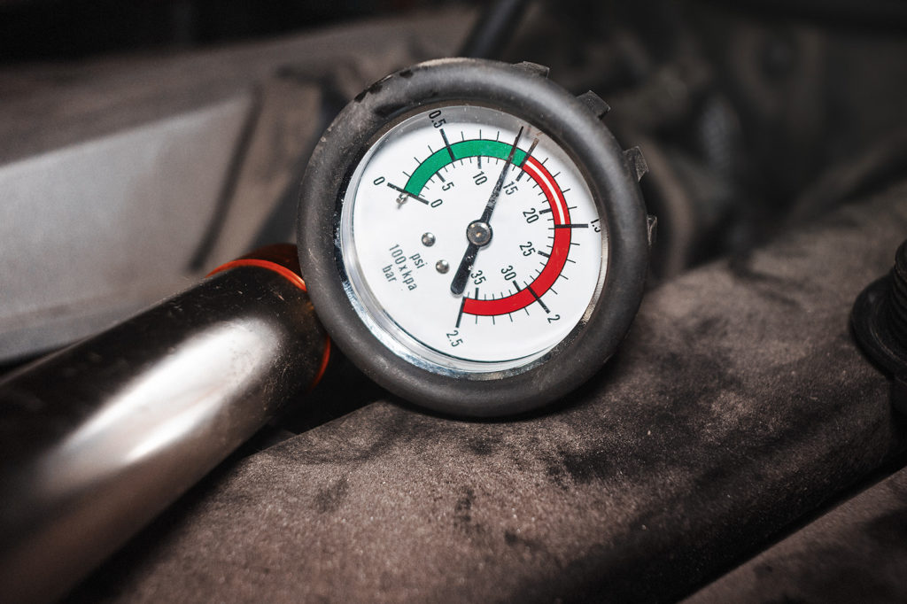 Проверяем герметичность системы охлаждения Ауди А8