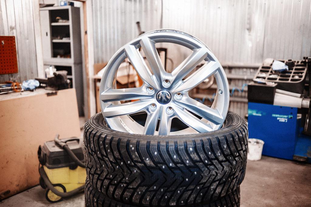 Новые диски и новая резина – мечта шиномонтажника!
