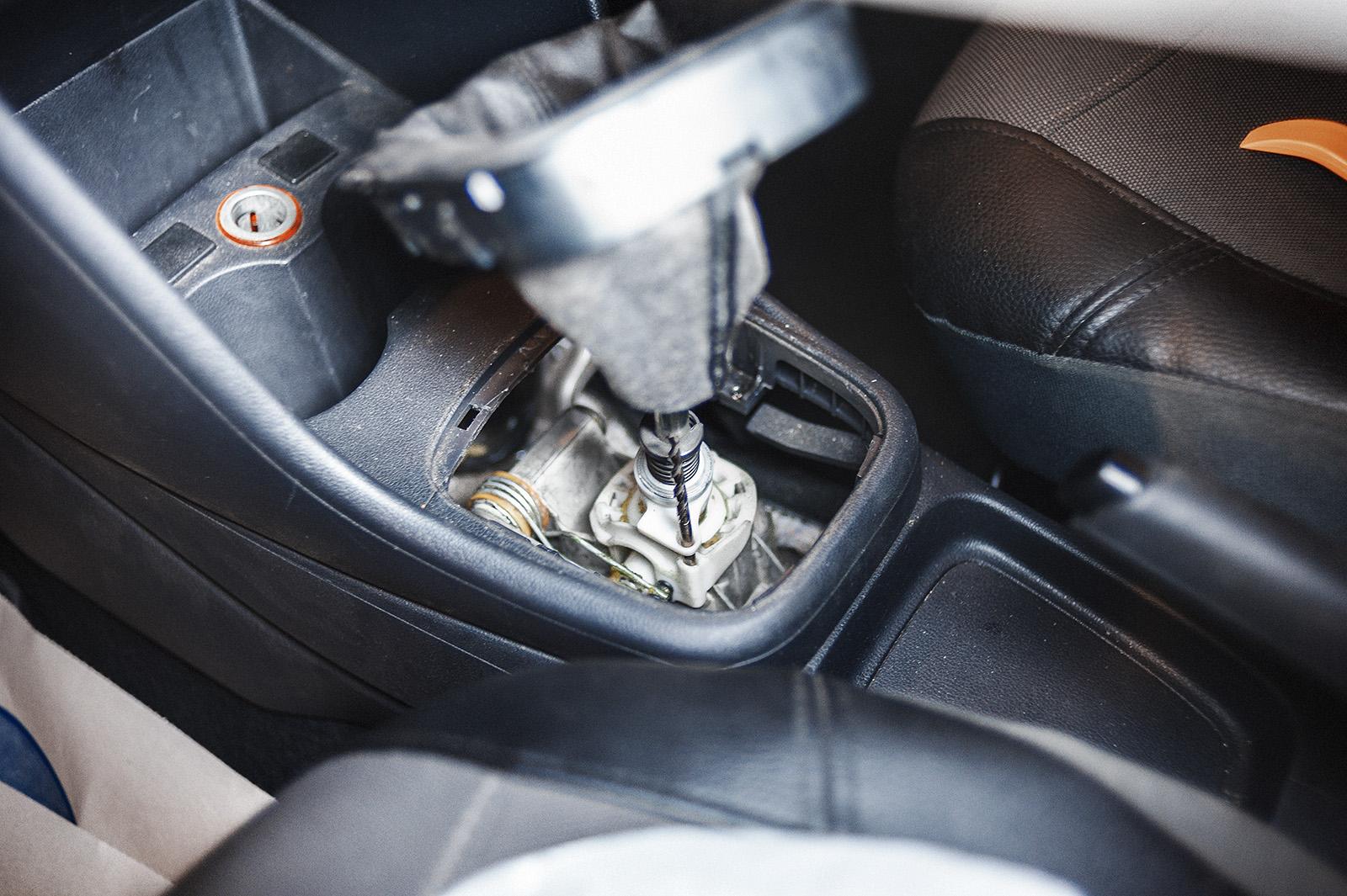 Трос КПП Volkswagen Polo
