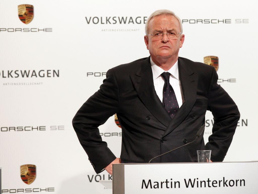 В Volkswagen смена караула